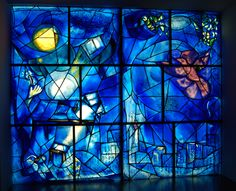 chagall stained glass - Google Search