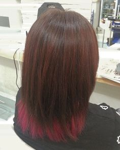 Blue-hair LAU- @blue_hair_lau インナーカラーで...Instagram photo   Websta (Webstagram)