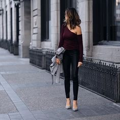 Winter Night Out Outfits For Women