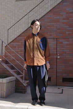 ストリートスナップ | 山本智樹 | Student  | 原宿 (東京)