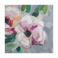 Morning Blooms No. 1 Art Print by Emily Jeffords | Minted