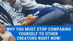 Why you should AVOID comparing yourself to others How To Find Out, How To Make Money, Trend Micro, Executive Resume, Resume Writer, Code Promo, Marketing Training, Make Blog, Senior Boys