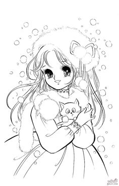 Die 7 Besten Bilder Von Malvorlagen Manga Anime