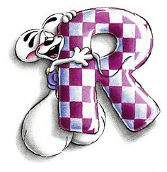 Graffiti cartoon characters with the letter R Graffiti Characters, Cartoon Characters, Alfabeto Graffiti, Alfabeto Animal, Scrapbook Letters, Childrens Alphabet, Mobile Logo, Abc For Kids, Graffiti Alphabet