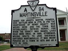 Martinsville