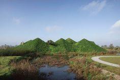 Marco Vermeulen, Ronald Tilleman · Biesbosch Museum Island. Netherlands
