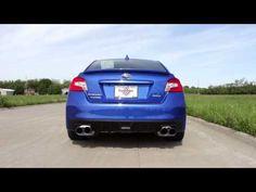 Invidia Q300 Exhaust (Stainless or Titanium Tips) - 2015  WRX / 2015  STI - Cat Back - Exhaust - 2015  WRX