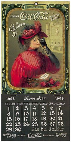 CALENDARIO DE 1908