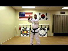 Bateman Taekwondo: White Belt Hand Techniques - YouTube