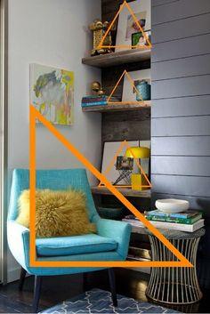 A Regra dos 3 é um truque simples de styling capaz de transformar sua decoração usando as coisas que você já tem.