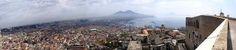 Napoli skyline - April 2015