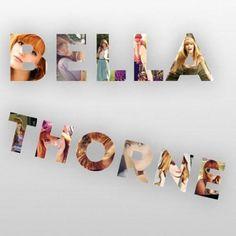 Bella Thorne !