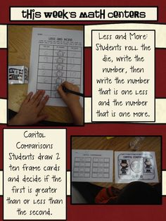 Mrs. Plant's Press: Math on Monday {on Tuesday}