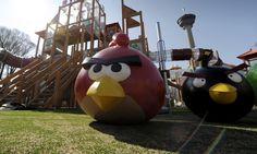 World's biggest Angry Birds activity park in Vuokatti