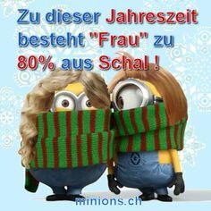 Zu dieser Jahreszeit...V2 | minions.ch