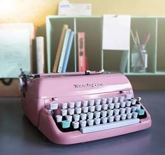 Vintage Reconditioned Typewriter from Not On The High Street.