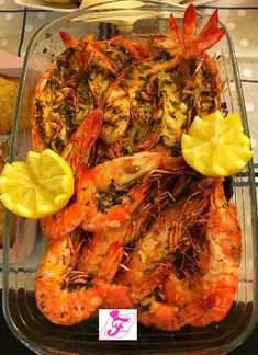 Lunches And Dinners, Meals, Sweet Home, Barbecue, Salad Recipes, Entrees, Shrimp, Seafood, Food And Drink