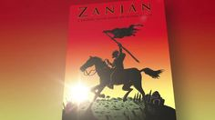 A new fictional graphic novel based on the true events that happened in Zanjan, a town in northwestern Iran, in the mid-1800s.