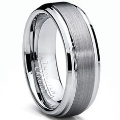 Metal Masters Co. 7MM High Polish / Matte Finish Mens Tungsten Ring Wedding Band Sizes 5 to 15 Metal Masters Polish Tungsten Wedding is a top pick of a deal among the best online products in Jewelry category in Canada. Click below to see its Availability and Price in your country.