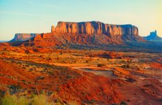 1.12.2015.Monument Valley, AZ, morning, march 3, 1994