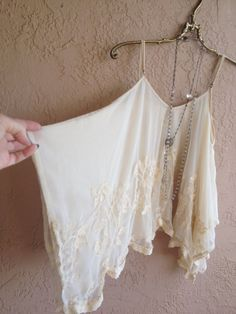Romantic lace Sheer embroidered Juliet style by BohoAngels on Etsy