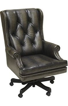 Havertys   Fredrick Office Chair