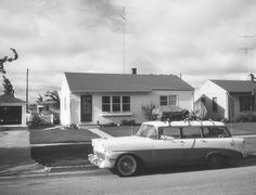 """CMHC Established in 1946 to """"house returning war veterans and lead the nation's housing program."""" Post war bungalow."""