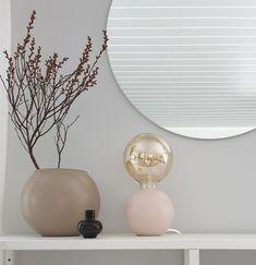 QUU Table lamp R / QUU Design New Nordic, Nordic Design, Scandinavian Home, Marimekko, White Decor, Interior Inspiration, Branding Design, Table Lamp, Ceiling Lights
