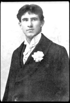 Zane Grey, author of Riders of the Purple Sage, was born in Zanesville, Ohio on January 31, 1872.  In 1912, he published the novel that earned him lasting fame, Riders of the Purple Sage. The basic theme of Riders revolves around the transformation of a weak and effeminate easterner into a man of character and strength through his exposure to the culture and land of the American West.