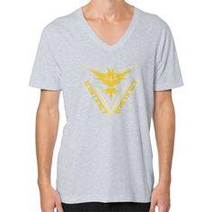 Team Instinct V-Neck (on man) shirt