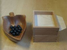 the quantity splitting box