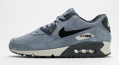 New Nike Air Max 90 Executed in 'Blue Graphite'