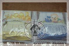 Kits embalados para entrega...