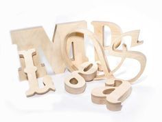 I Finally Found Where To Buy Really Big Wooden Letters