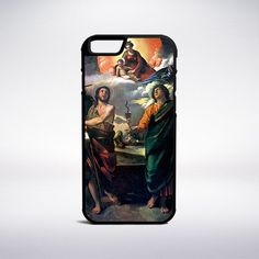 Dosso Dossi - The Virgin Appearing Phone Case – Muse Phone Cases