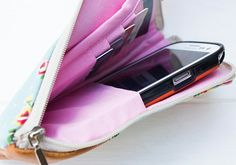 no 612 Denny Smartphone Wallet PDF Sewing Pattern by sewingwithme3