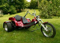 Pictures of  2012 Volkswagen Trike / 2012 Custom Built Motorcycles Trike