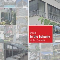 Frameless Glazing Systems Professional balcony glass, balcony glazing and folding glass systems from Albert Genau
