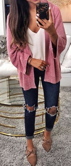 cd2c41e421 42 Cheap Cardigan Outfits You Must Try
