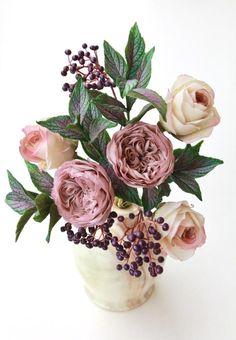 Flowers ❤️ - cake by  Alena Ujshag