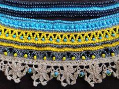 Crochet Bracelet, Bohemian Gypsy, Lace Shorts, Needlework, Cuffs, Bling, Jewels, Fabric, Fiber