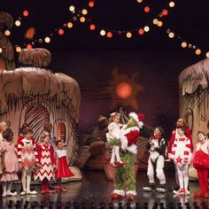 Old Globe Theatre - Theaters - Catch performances of actors presenting The Grinch that stole Christmas and other theatrical plays at The Old Globe Theatre