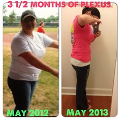 Lynda Gayle Brumfield shares her latest Before and After Photos. Can you see the difference? Www.Lgrove.myplexusproducts.com