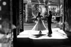 Hochzeit Fabrik 23 - Karola und Mathias