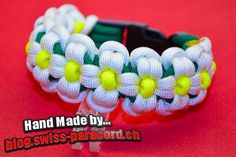 AZTEC SUN BAR FLORAL-MOD -  blog.swiss-paracord.ch                                                                                                                                                                                 More