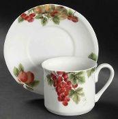 Royal Doulton Vintage Grape Cup Saucer Sets