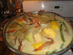 Crab Soup,La Ceiba's Style !  City La Ceiba,Honduras