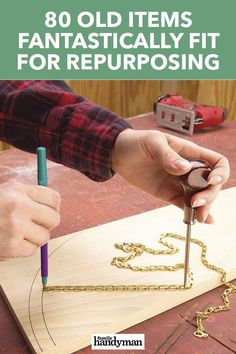 80 Old Items Fantastically Fit for Repurposing Diy Furniture Cheap, Diy Furniture Projects, Kid Furniture, Cardboard Furniture, Repurposed Furniture, Furniture Design, Thrift Store Crafts, Thrift Stores, Online Thrift