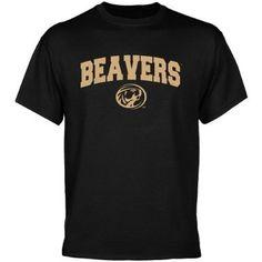 Bemidji State Beavers Black Logo Arch T-shirt  $18.95
