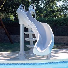 Pool Slide for Inground Pool